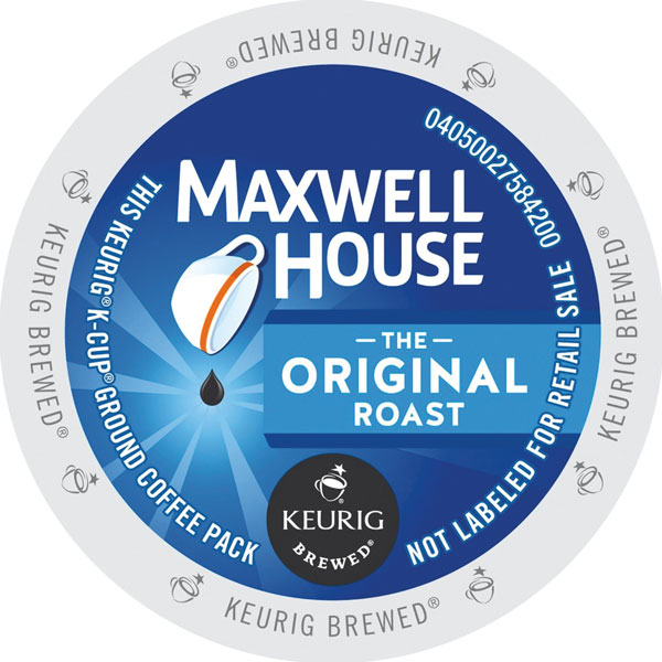 Maxwell House Original Roast K-Cups
