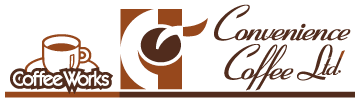 CoffeeWorks and Convenience Coffee logos