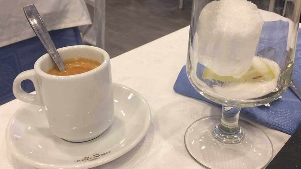 Valencian Cafe del Tiempo