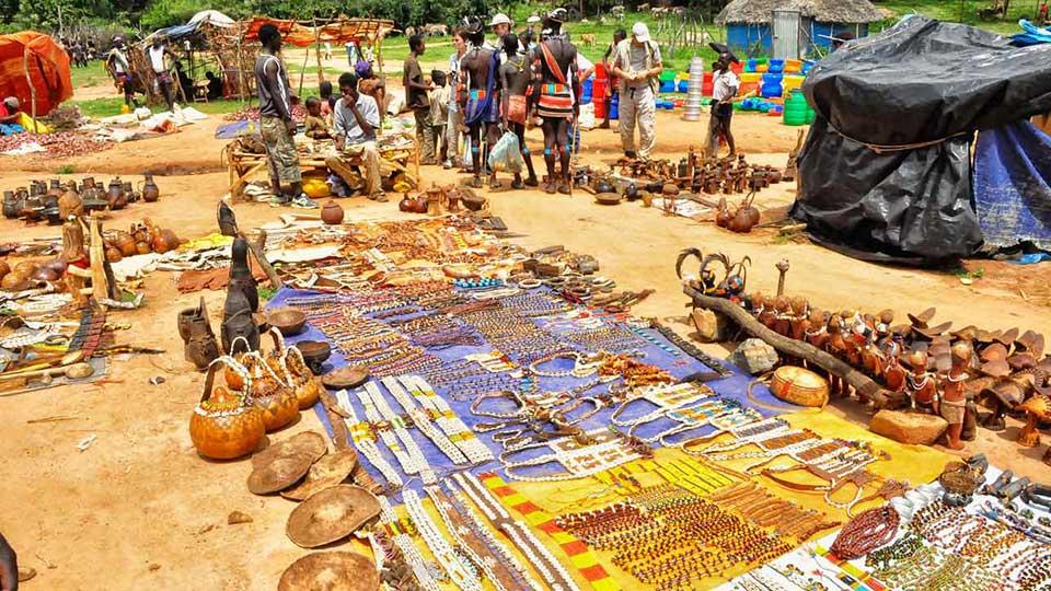 Flickr's Rod Waddington's photo of Ethiopia's Key Afar Market