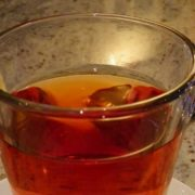A glass of Rooibos tea from Wikimedia Commons
